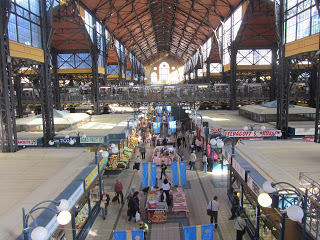 The Grand Market - Budapest