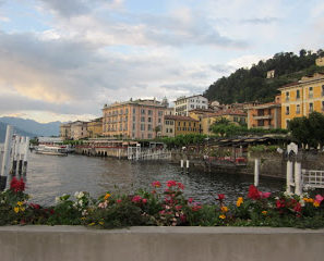 Italy – Bellagio on Lake Como Photos