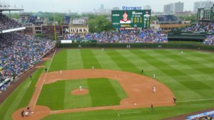 Chicago Cubs v. Diamondbacks Game