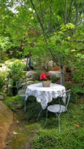 Vista Garden - Table and Chairs