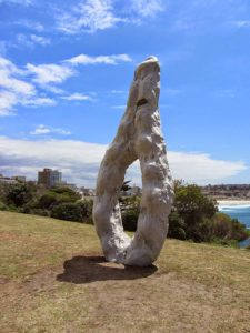 Australia - Sculpture by the Sea - Knotted Wood