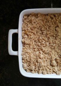Blog - Recipe - Apple Blueberry Crisp Topping
