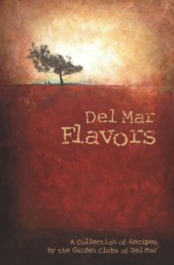 Del Mar Flavors Cookbook cover 150 dpi