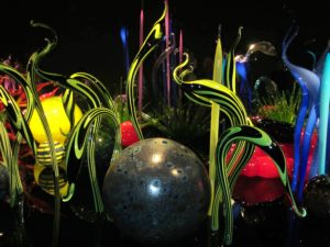 Chihuly Glass - Chihuly Garden & Glass Exhibit