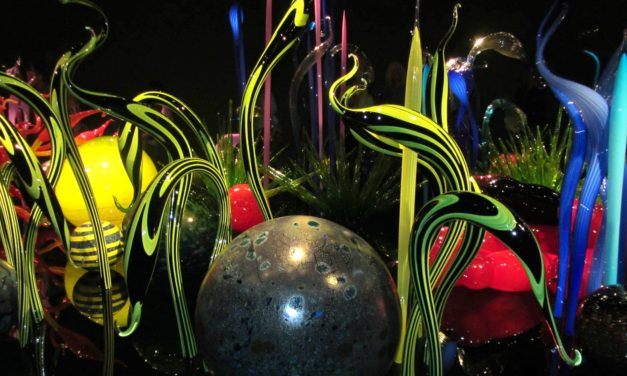 Seattle – Chihuly Garden & Glass Exhibit