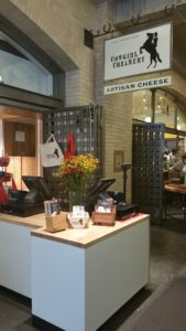 San Francisco Ferry Building - Cowgirl Creamery