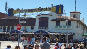 San Francisco Fisherman's Wharf - Fishermen's Grotto