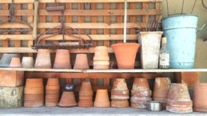 Marnie Mahoney's Del Mar Garden Collection of Pots