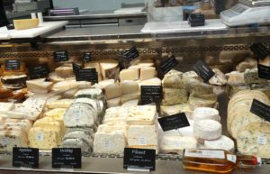 Copenhagen - The Market - Cheeses