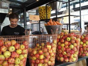 Copenhagen - The Market - Fresh Apples