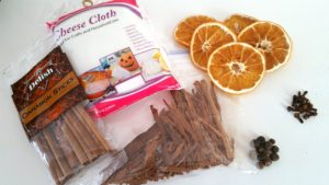 Cinnamon Spice Mulling Spices Recipe - Ingredients