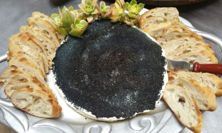 Caviar Mold Appetizer Spread