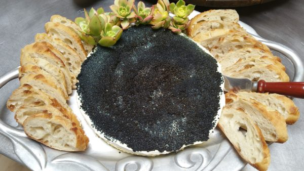 Caviar Mold Appetizer Recipe