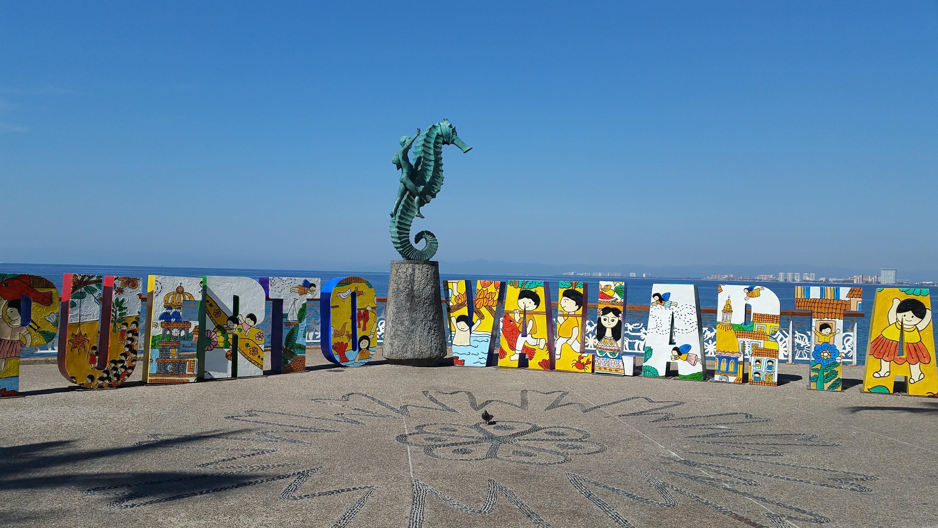 Puerto Vallarta Mexico In December Diane Uke Shares